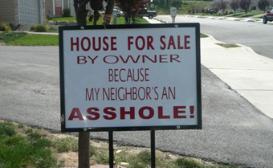 Bad-neighbor