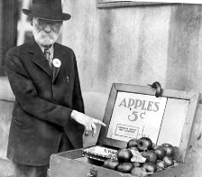 Depression_selling_apples