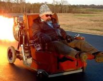 Rocket-recliner