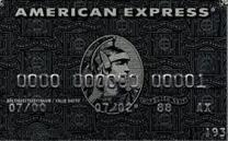 Amex black-card