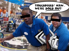 Best buy hp touchpad sale