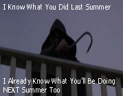 I know what you did last summer hook
