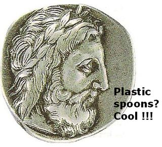 Zeus-coin greek drachma