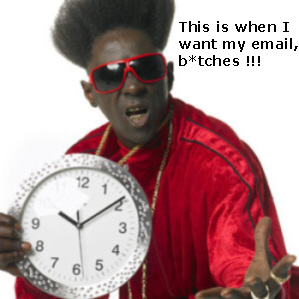 Flavor flav with clock what time is it