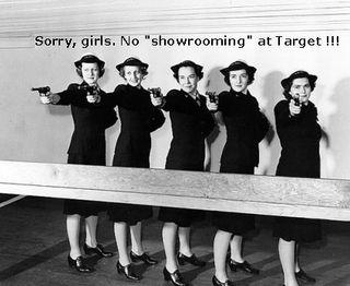 WAVES_target_practice_women shooting pistols
